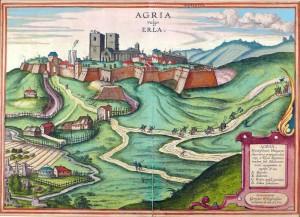 Agria_BRAUN-HOGENBERG Civitates_Orbis Terrarum Köln 1617.